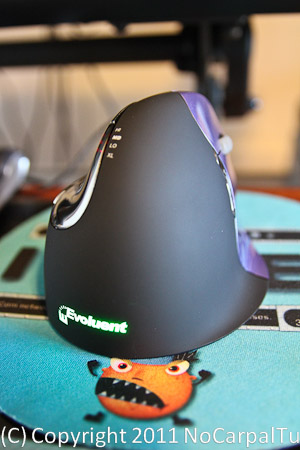 evoluent vertical mouse 4, ergonomic mouse