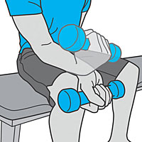 carpal tunnel syndrome and biking