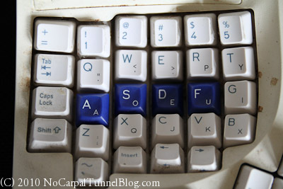 DVORAK Keyboard Layout helps Wrist Pain – Carpal Tunnel Syndrome